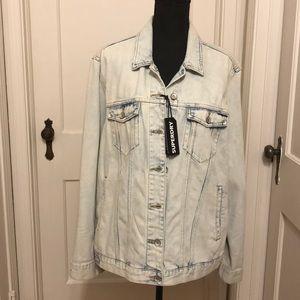 SuperDry vintage style denim jacket